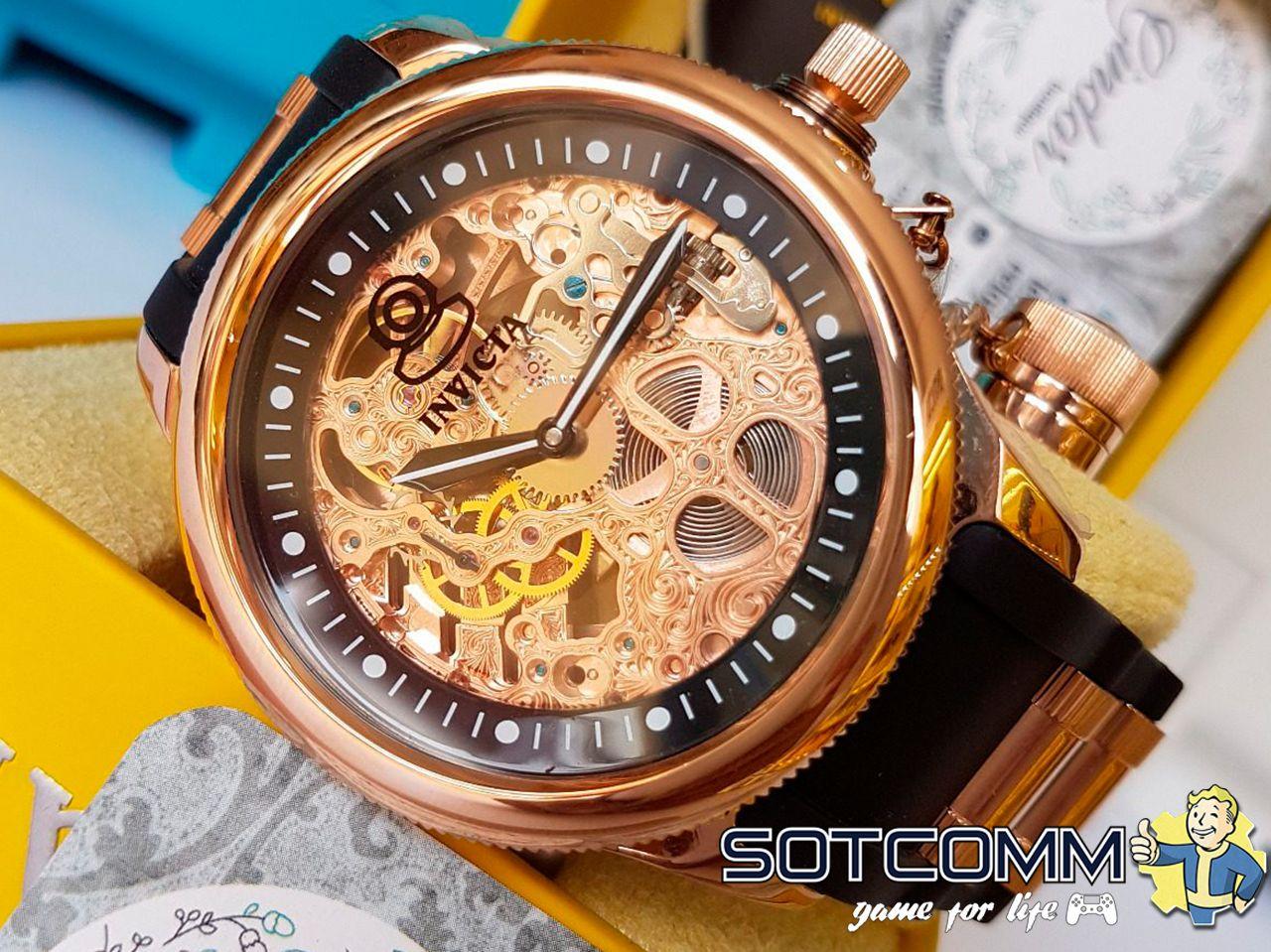Наручные часы Invicta Russian Diver 1090