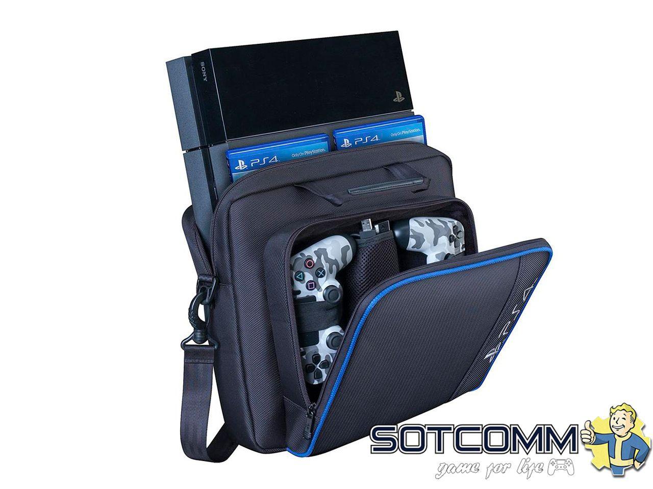 Сумка-переноска для транспортировки PS4 Pro