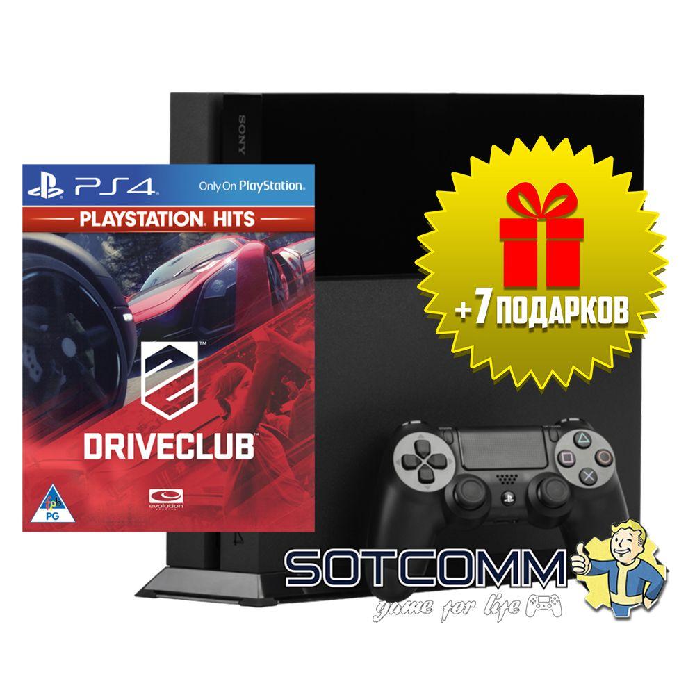 Playstation 4 Fat 500Gb + Driveclub