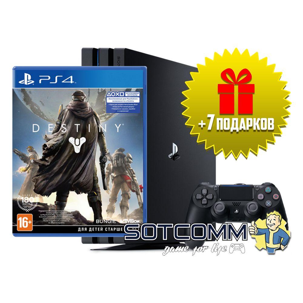 Playstation 4 Pro 1Tb + Destiny