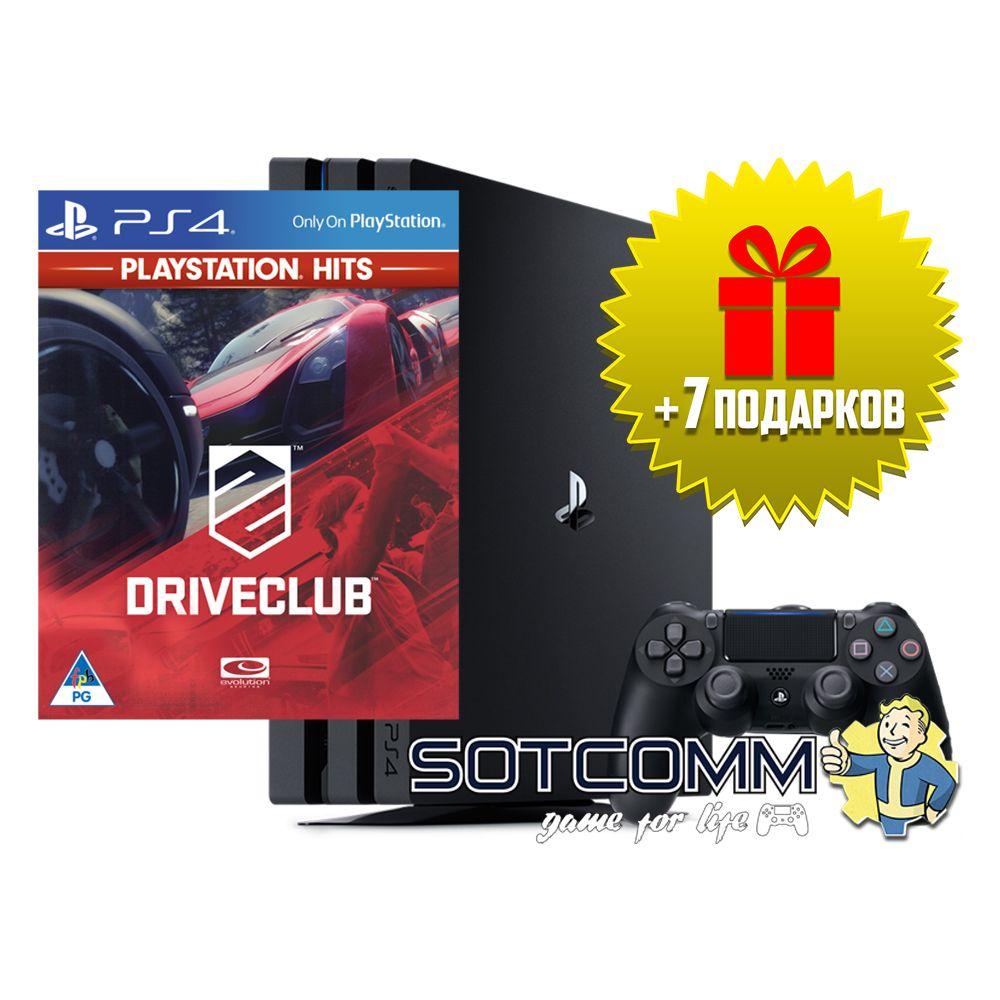 Playstation 4 Pro 1Tb + Driveclub