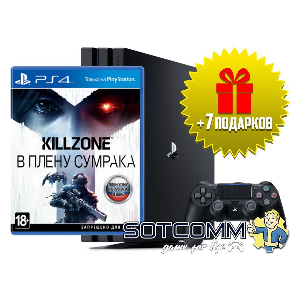 Playstation 4 Pro 1Tb + Killzone