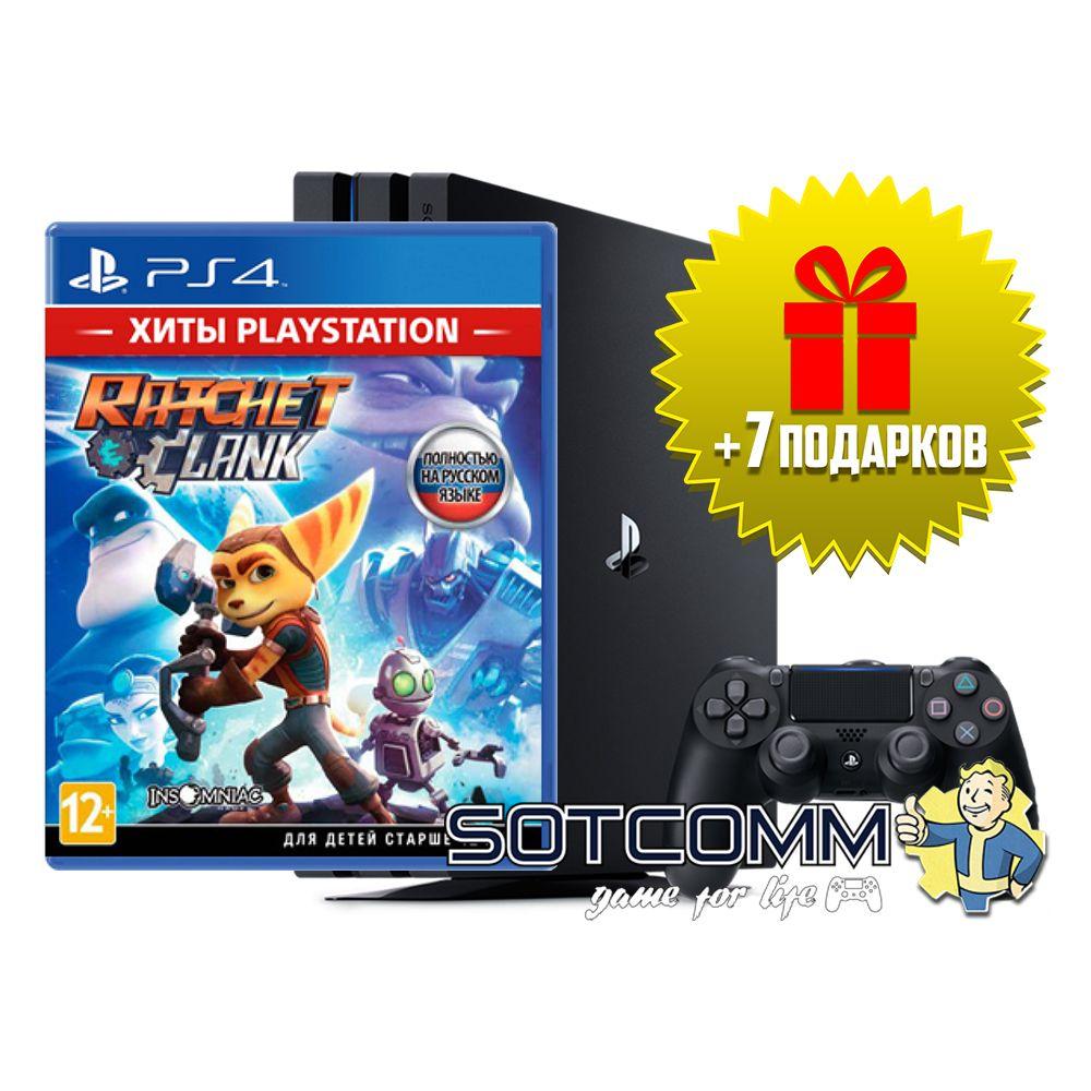 Playstation 4 Pro 1Tb + Ratchet & Clank
