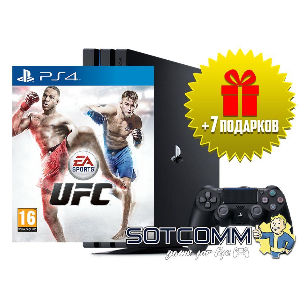 Playstation 4 Pro 1Tb + UFC