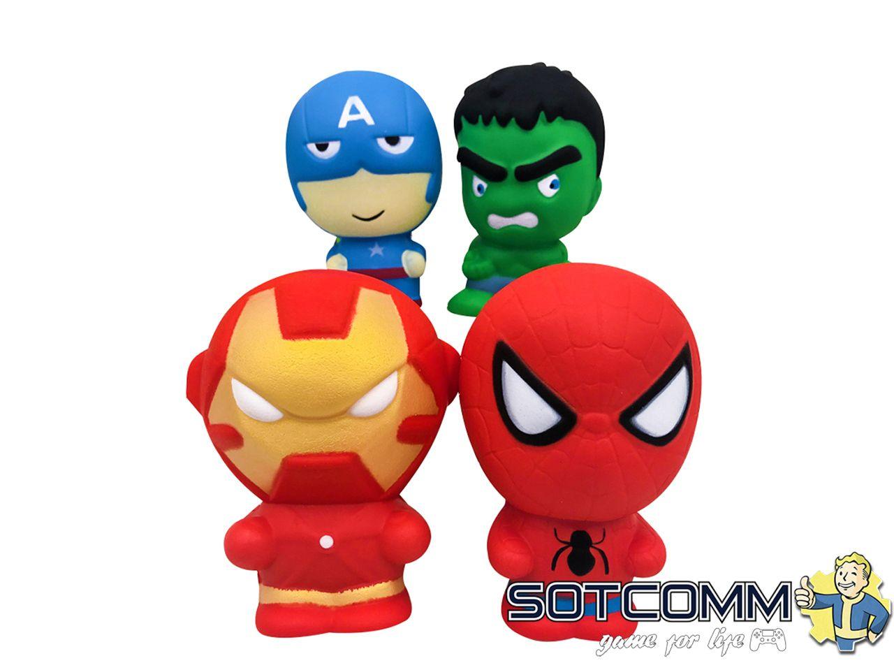 Сквиши Мстители Marvel