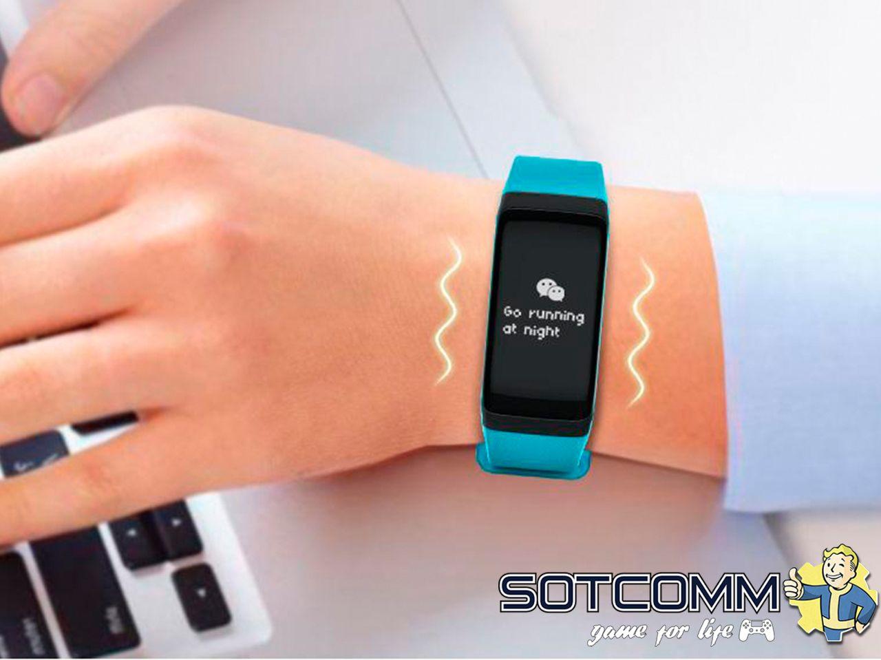 Фитнес браслет Smart bracelet R3