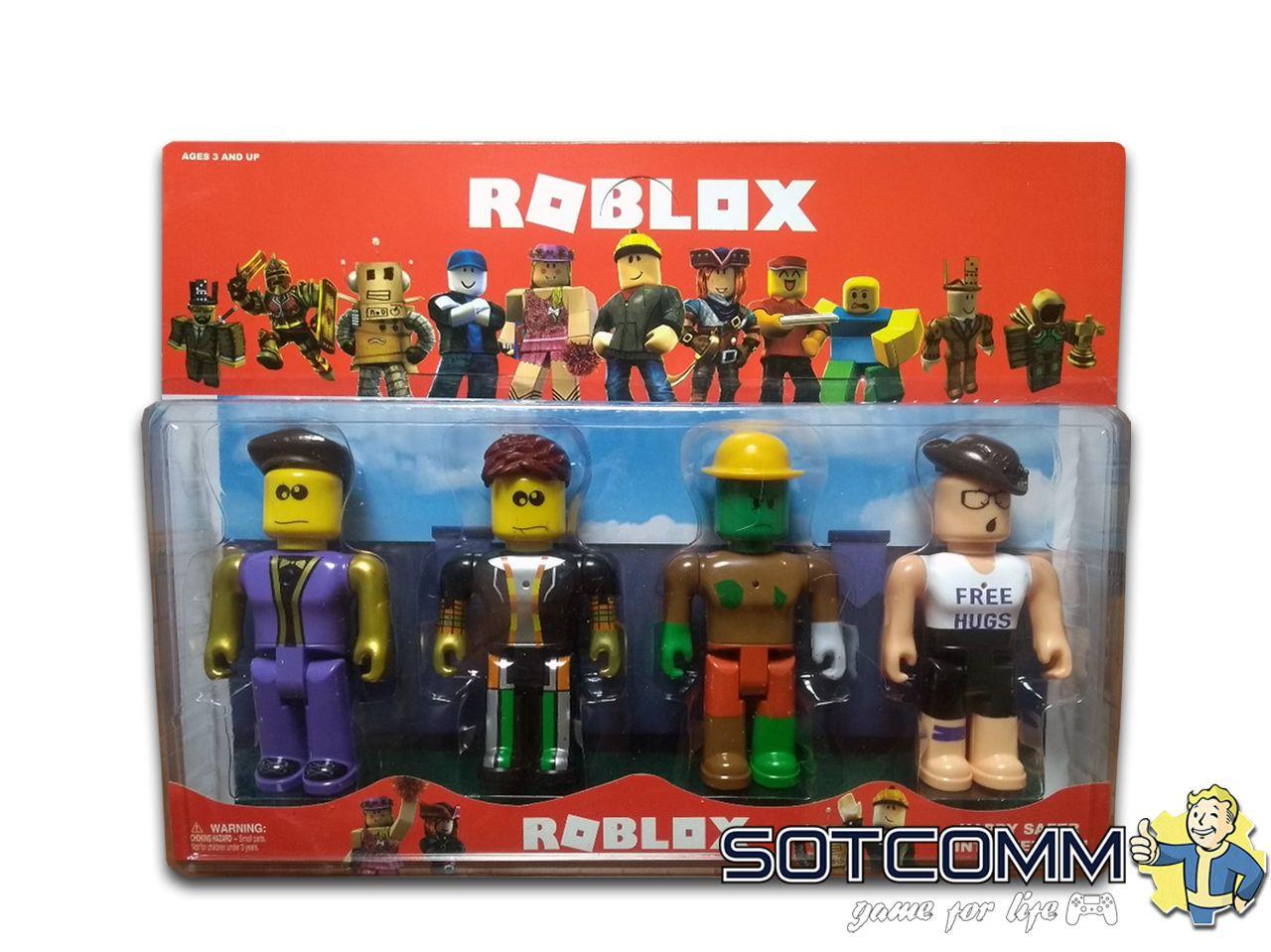 Набор «Фигурки Roblox»