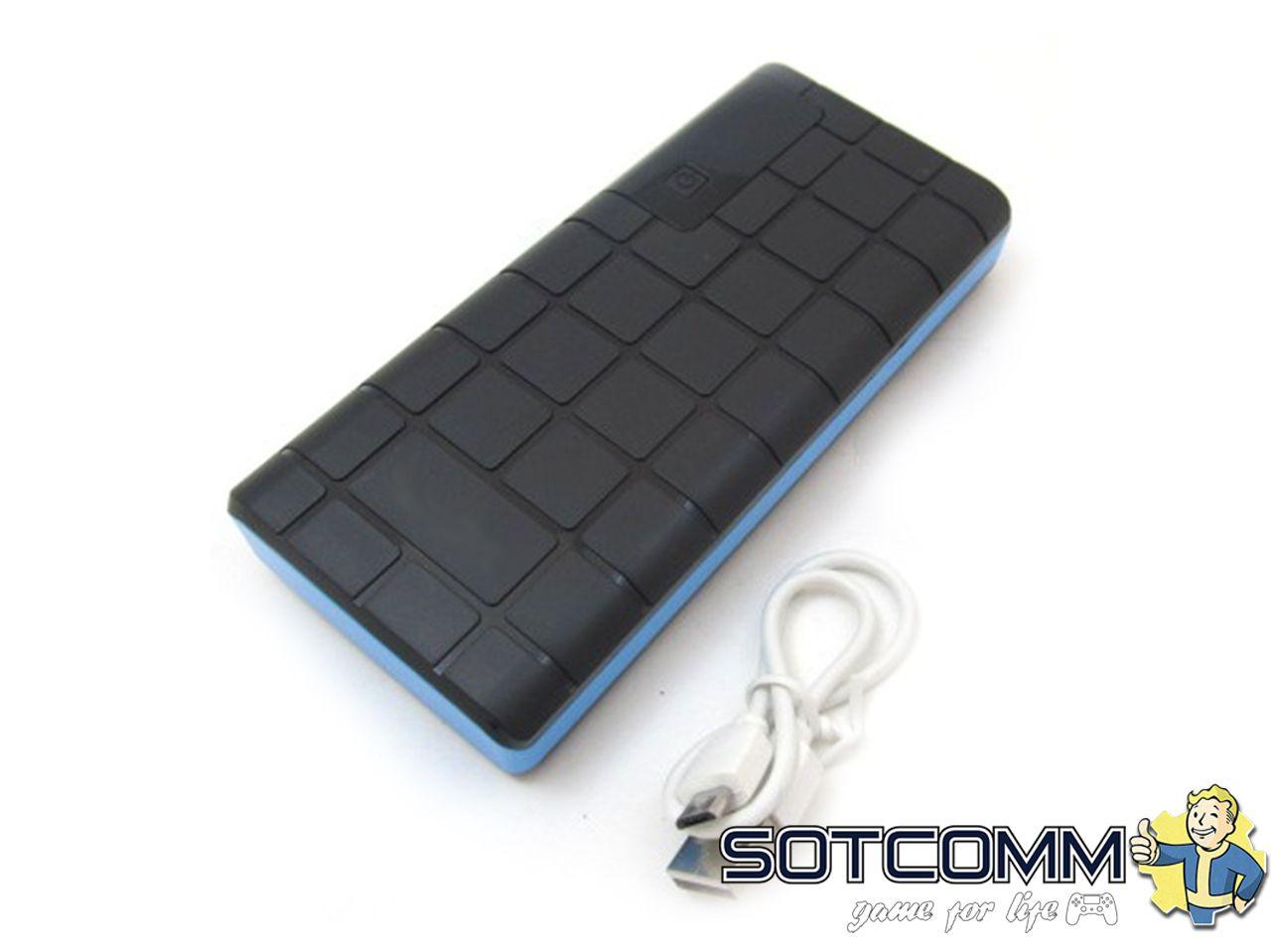 Power Bank Universal W1 20000mAh 3 USB
