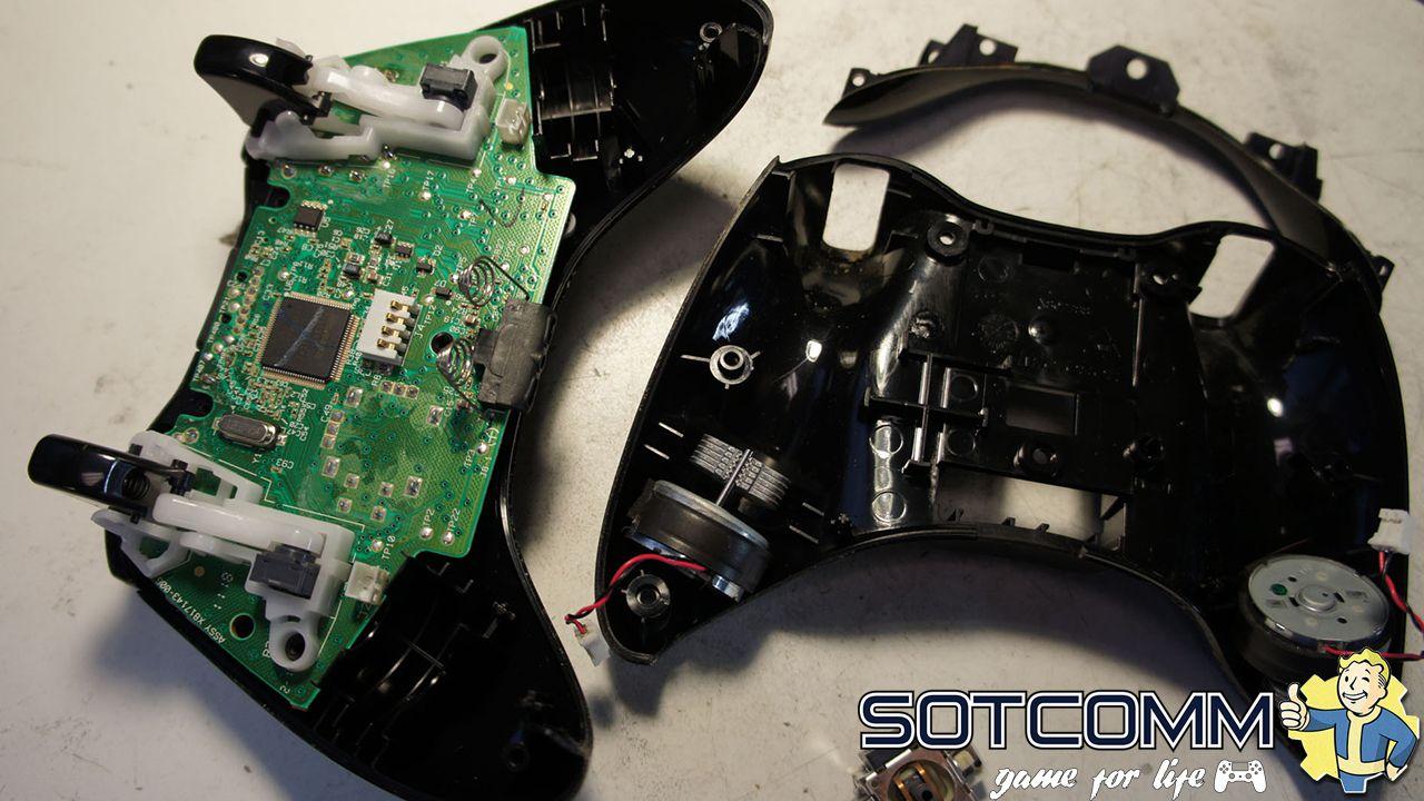 Профессиональный ремонт геймпадов Xbox One в Челябинске