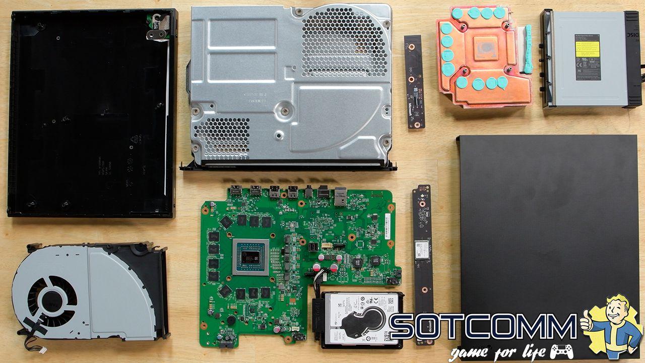 Ремонт Xbox One Челябинск