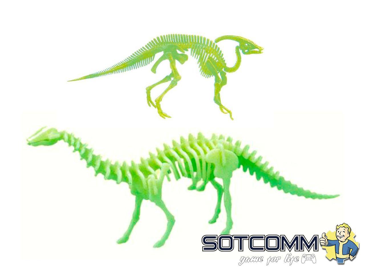 Мини конструктор Скелетон