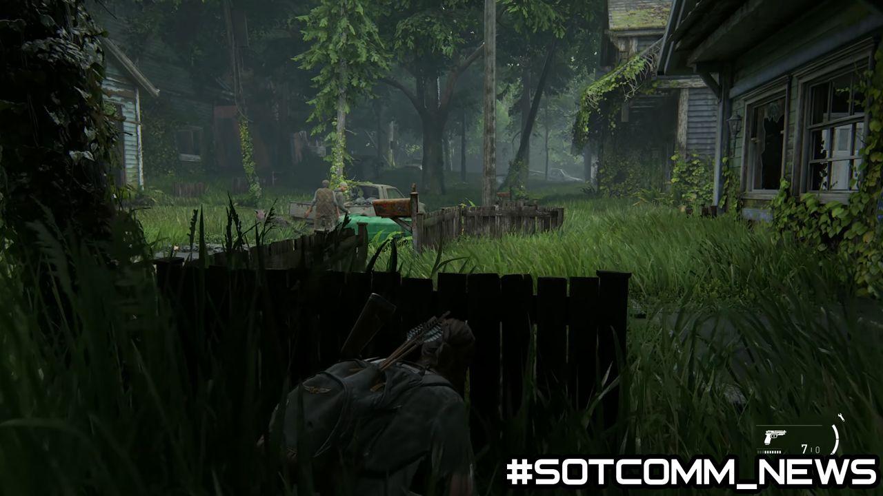 Новый 4K-геймплей The Last of Us 2