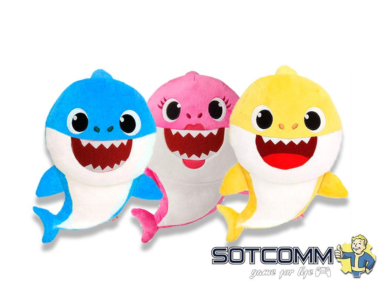 Поющая Акула Pinkfong Baby Shark