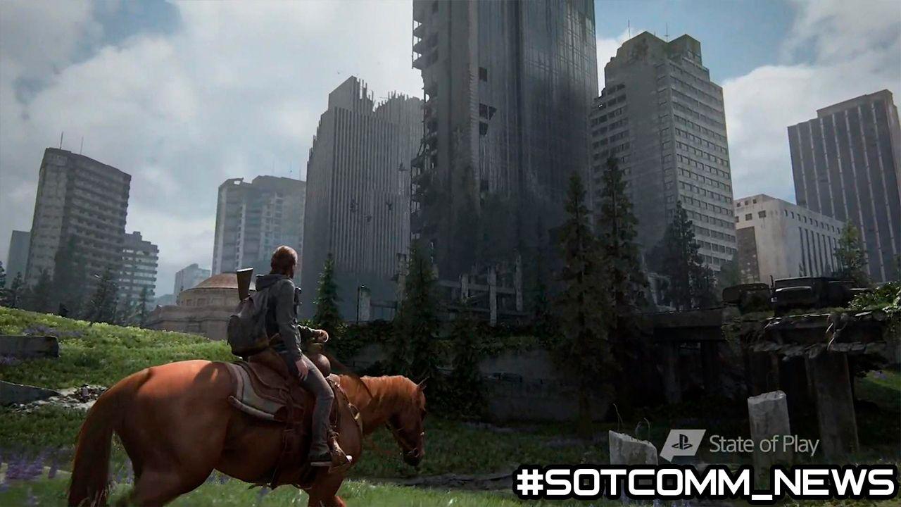 The Last of Us 2 новый трейлер