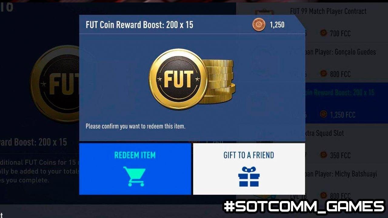 FIFA 20 Монеты — Как быстро заработать монеты FUT