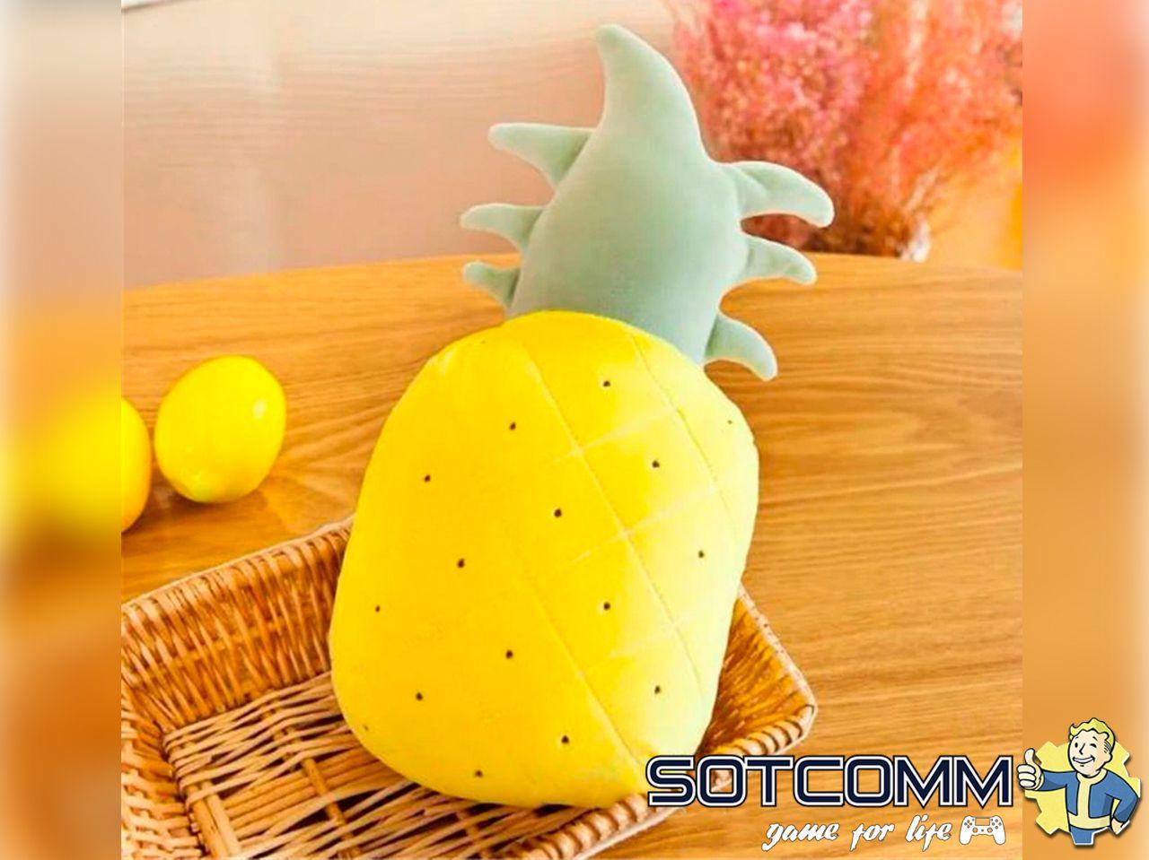 Плюшевый ананас