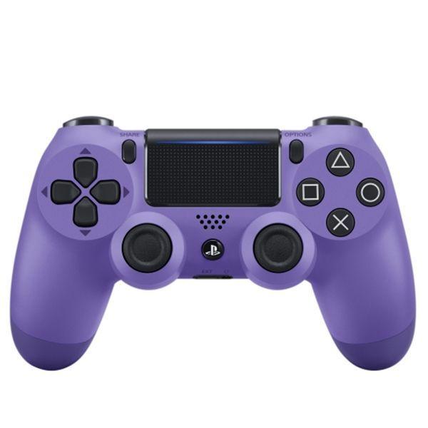 PS4 Геймпад беспроводной Sony DualShock 4 Electric Purple