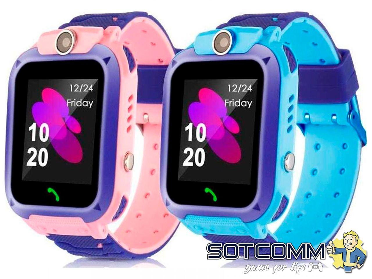 Детские умные часы с телефоном Beta Smart Baby Watch