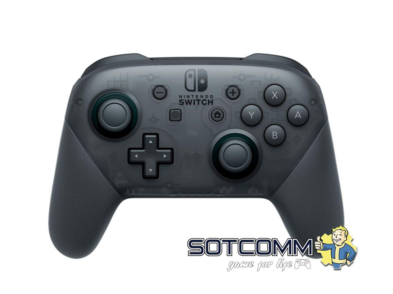 Геймпад для Switch Nintendo Pro контроллер