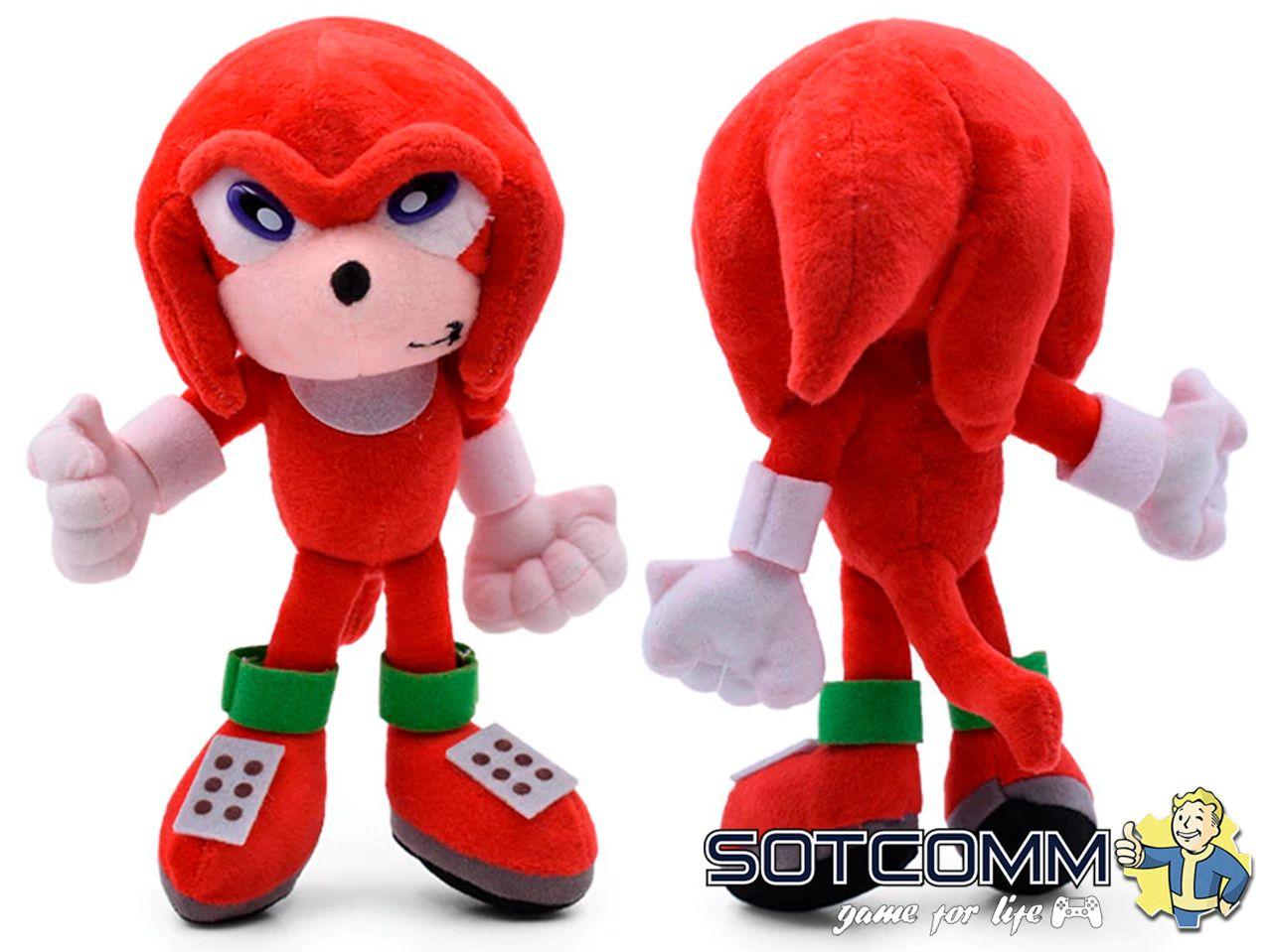 Плюшевые игрушки Sonic series