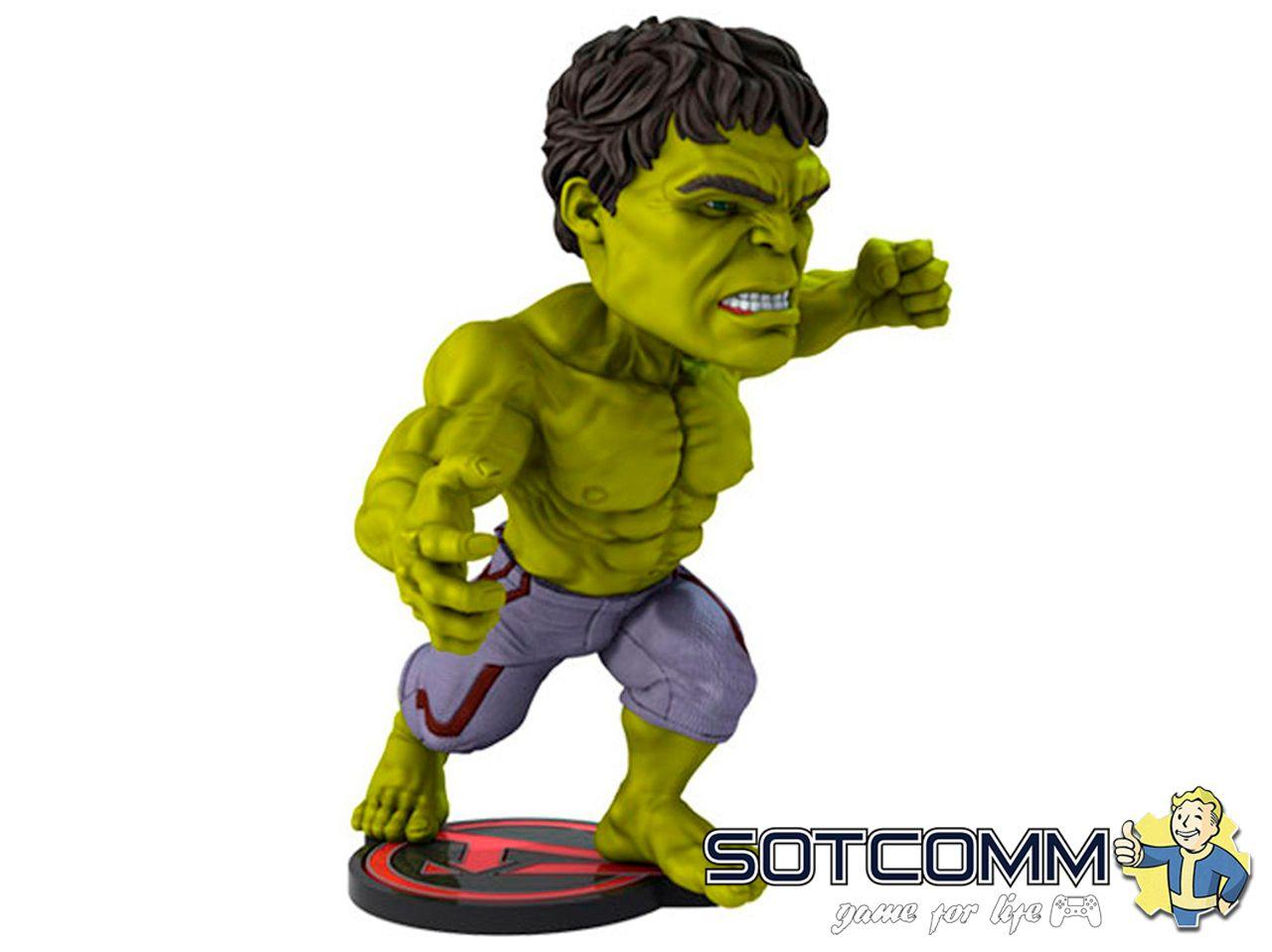 Фигурка NECA Avengers 7 Hulk Headknocker