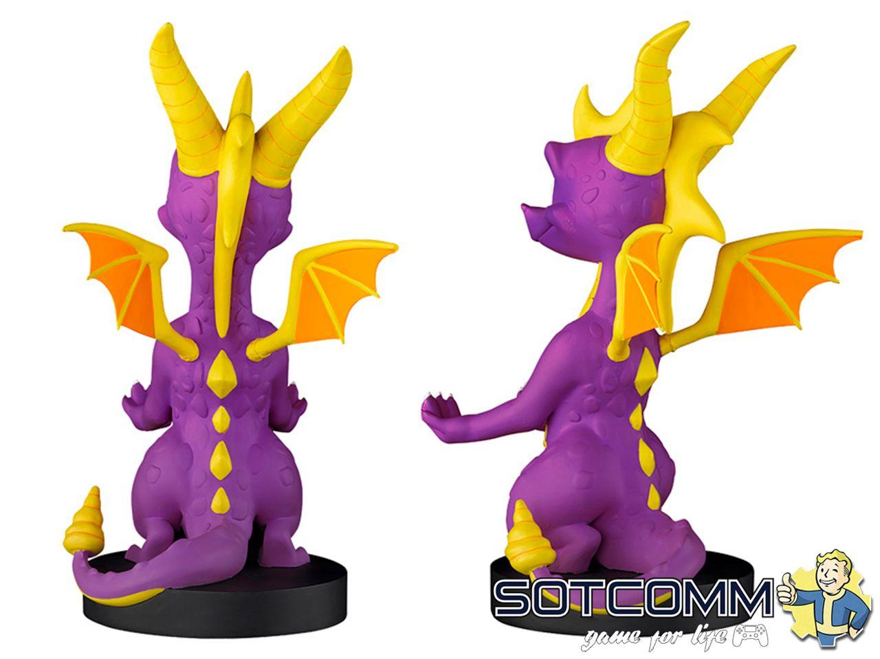 Фигурка-подставка Cable guy: Spyro Reignited
