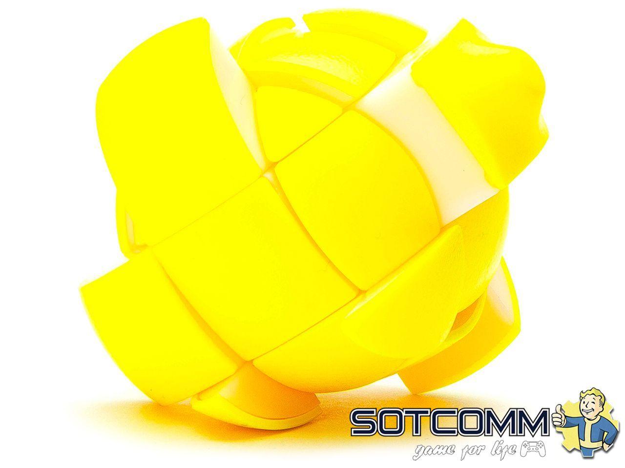 Кубик Рубика Лимон Fanxin Lemon cube