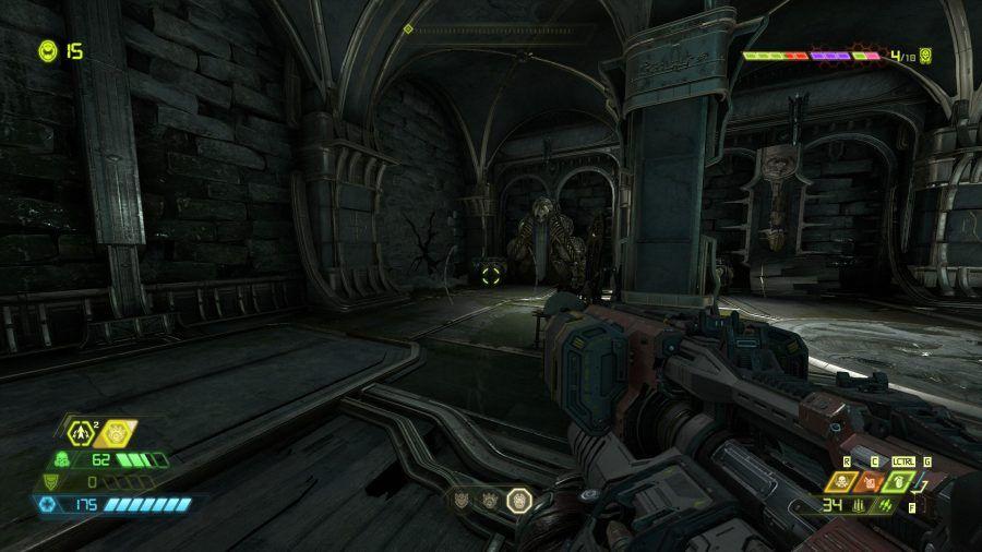 DOOM Eternal: Постоянно активный Overdrive