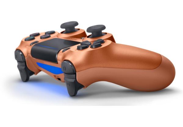 Геймпад для PS4 DS4 V2 Replica (Медный)