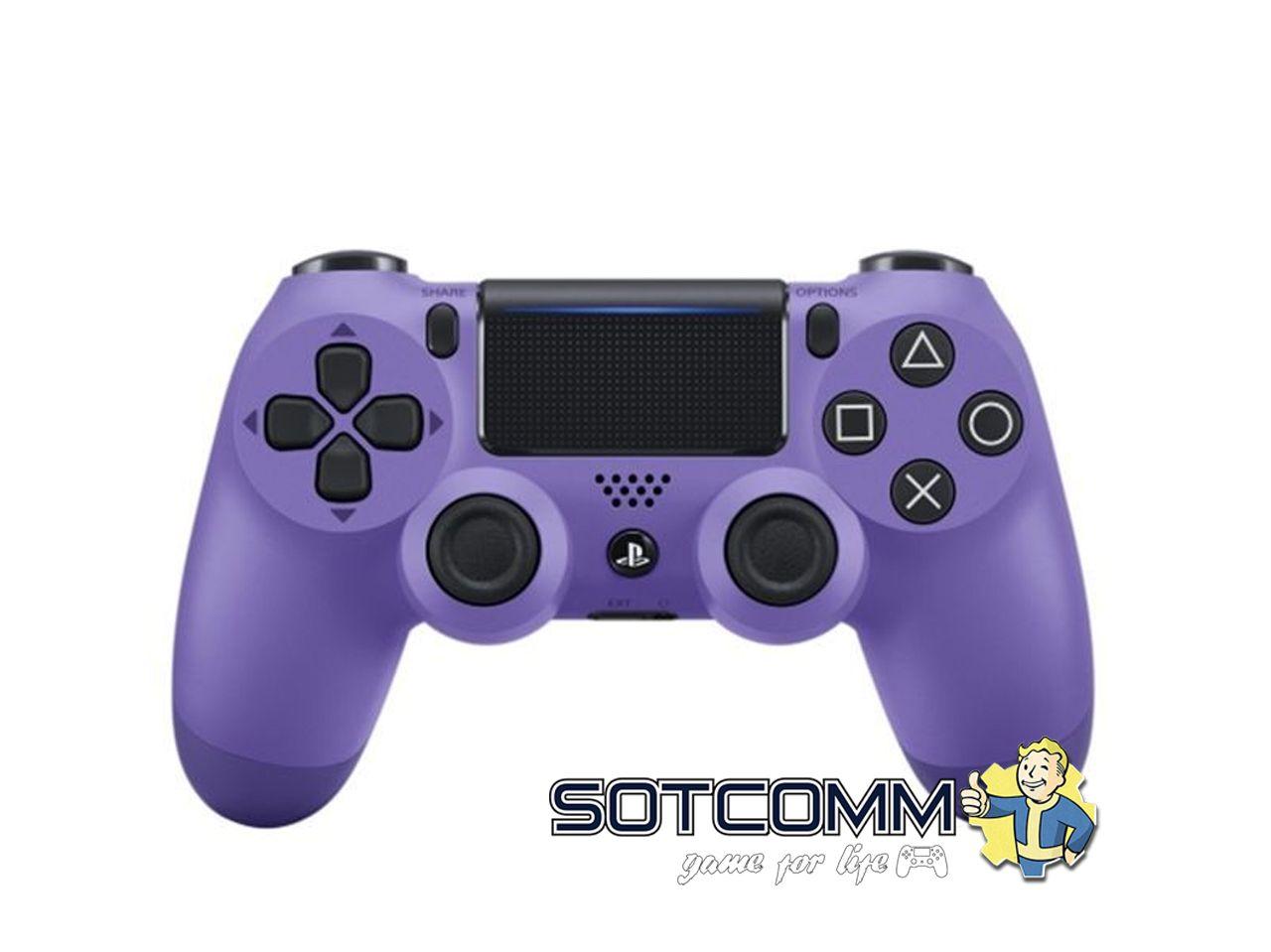 Геймпад для PS4 DS4 V2 Replica (Фиолетовый)