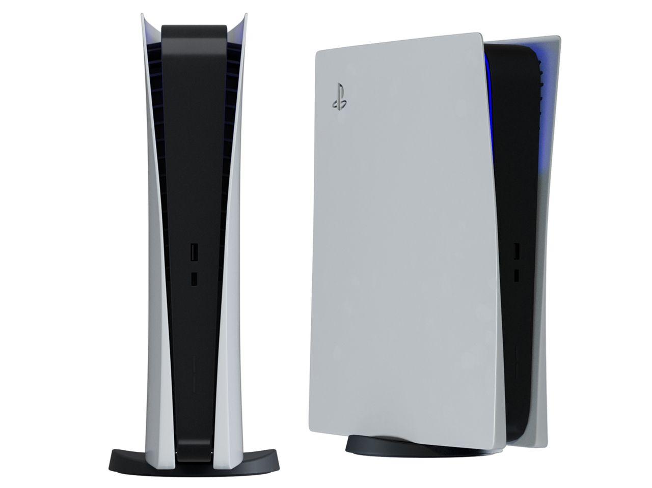 Sony Playstation 5 (PS5) Digital Edition