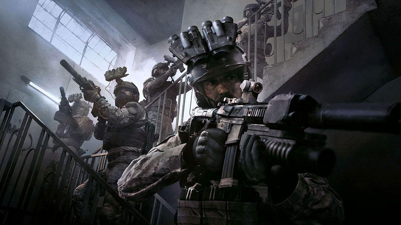 Call of Duty: Modern Warfare 2019 (PS4, русская версия)