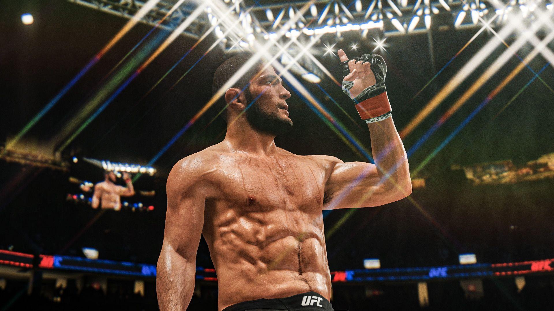 Лучшие бойцы UFC 4 - руководство