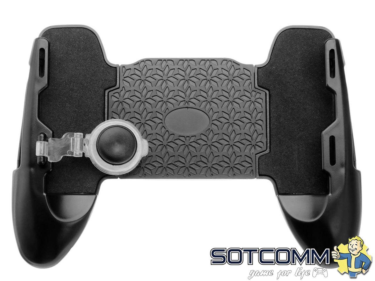 Геймпад (джойстик) для телефона Portable Gamepad 3in1