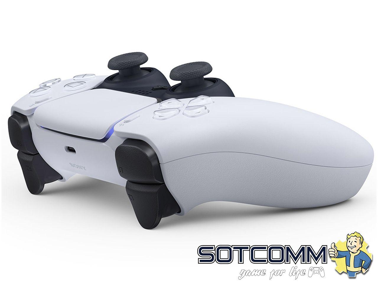 DualSense геймпад PS5