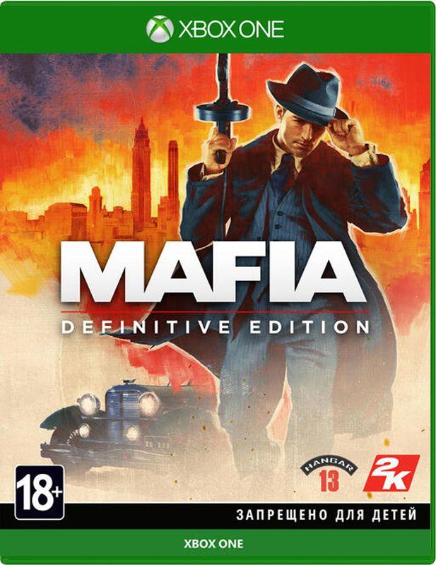 Mafia: Definitive Edition (Xbox ONE, Русская версия)