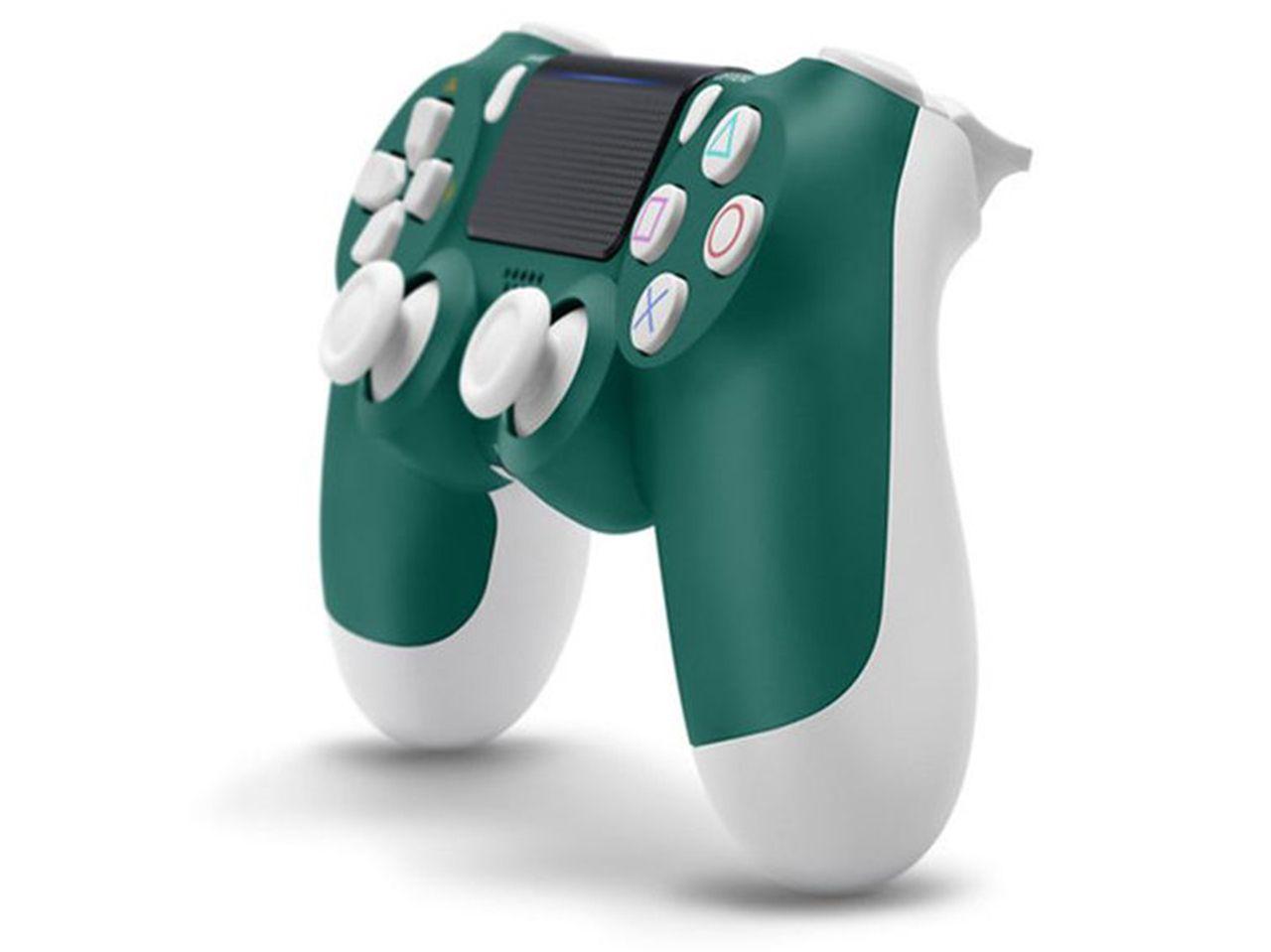 Геймпад для PS4 DS4 V2 Replica (Альпийский зеленый)