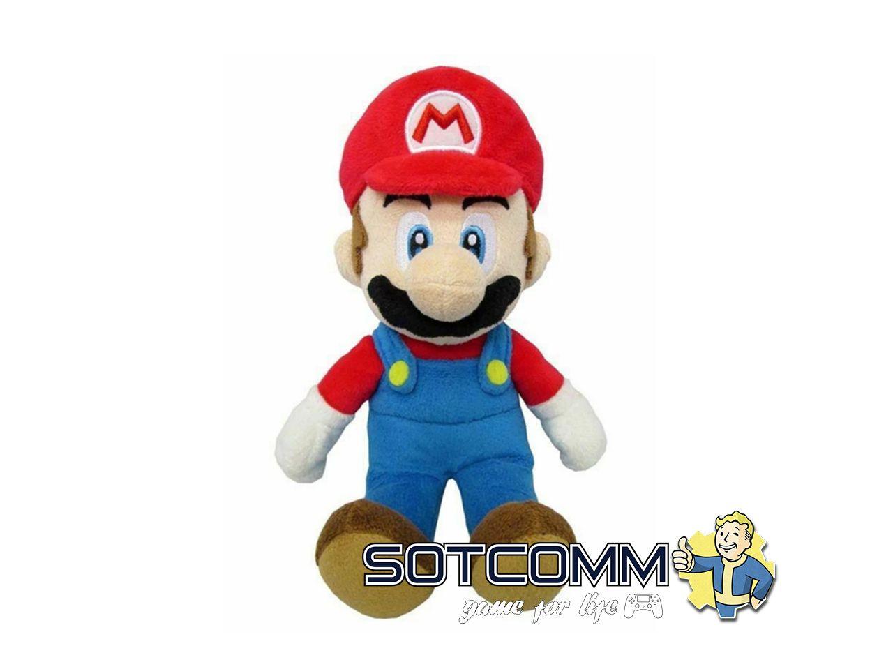 Super Mario: плюшевый Марио 40 см