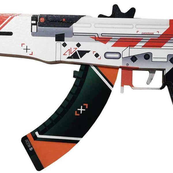 Деревянный автомат CS:GO   AK 47 Азимов
