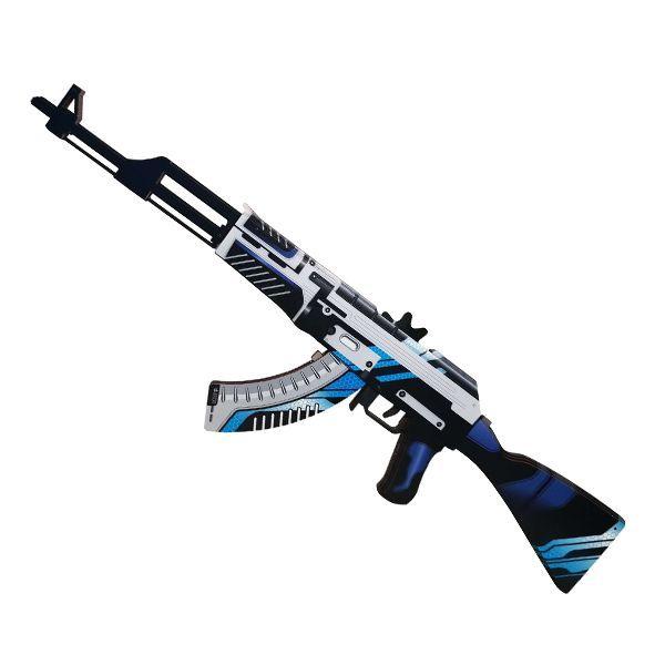 Деревянный автомат CS:GO | AK 47 Вулкан