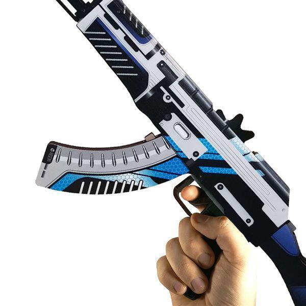Деревянный автомат CS:GO   AK 47 Вулкан