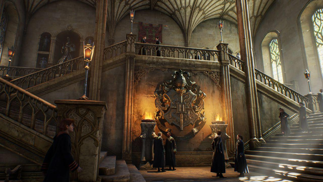 Hogwarts Legacy (PS4)