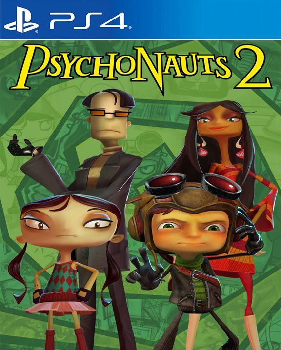 Psychonauts 2 (PS4)