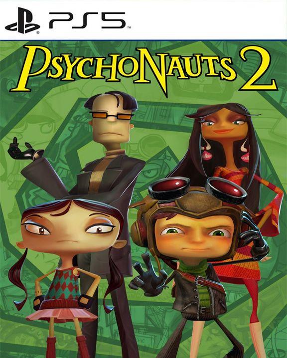 Psychonauts 2 (PS5)