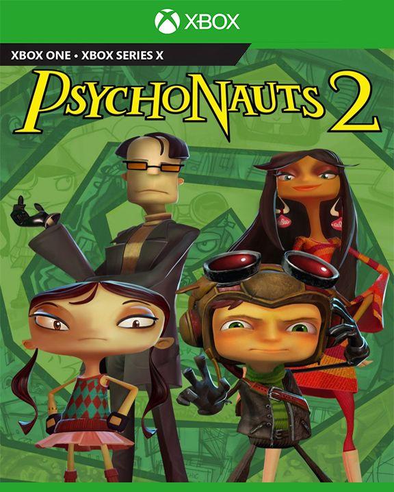 Psychonauts 2 (Xbox)