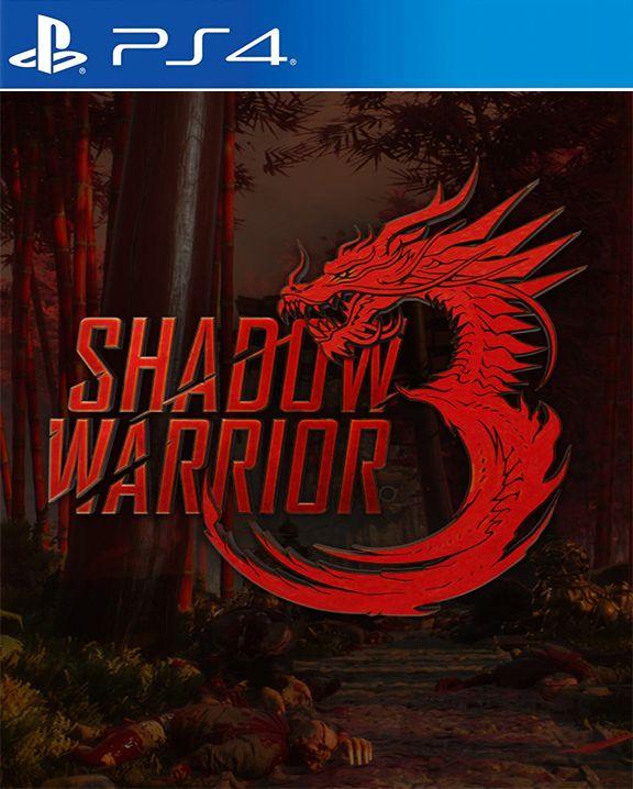 Shadow Warrior 3 (PS4)