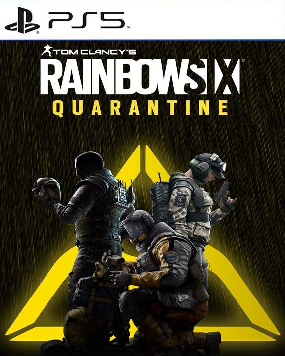 Tom Clancy's Rainbow Six: Quarantine (PS5)