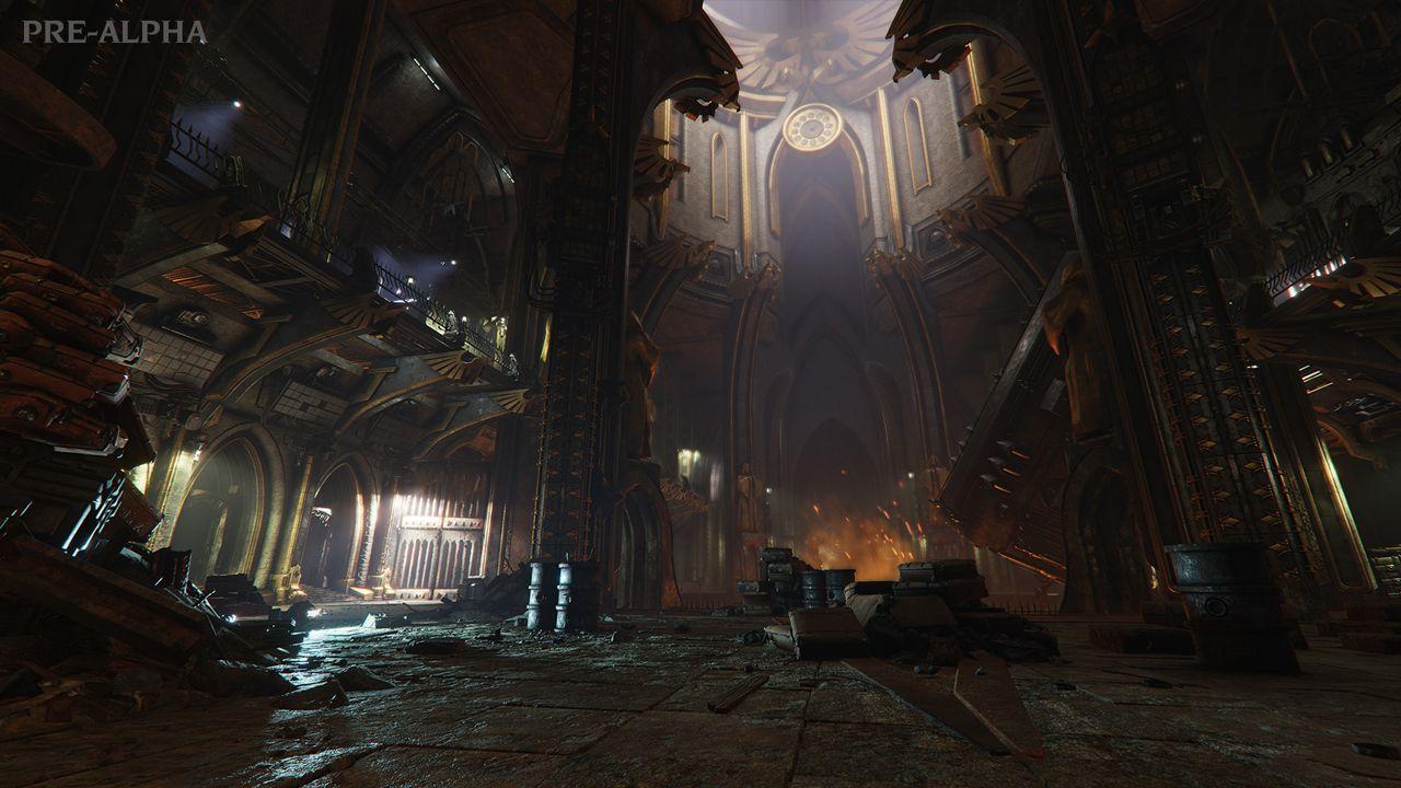 Warhammer 40,000: Darktide (Xbox Series)