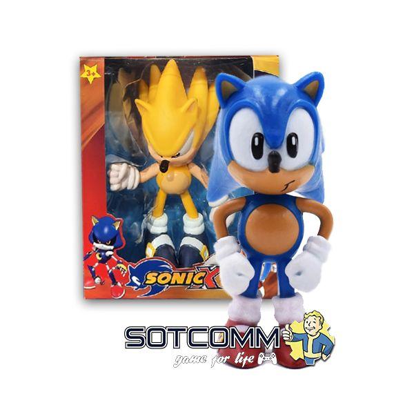 Фигурка Sonic X