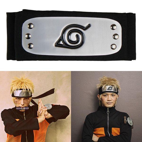 Повязка на голову Naruto (Коноха)